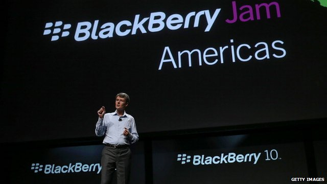 RIM CEO Thorsten Heins previews BB10 Sep 2012