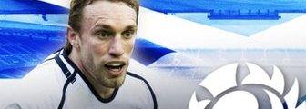 Former Scotland scrum-half Mike Blair