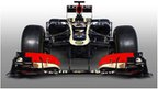 Lotus 2013 E21 car