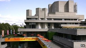 National Theatre building