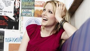 Lauren Laverne of 6 Music