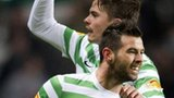 Joe Ledley scored Celtic's opener