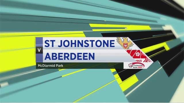 Highlights - St Johnstone 3-1 Aberdeen