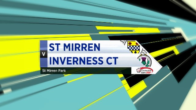 Highlights - St Mirren 2-1 Inverness CT