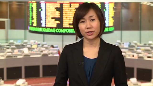 The BBC's Jennifer Pak
