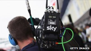 BT complains about Sky Sports supply