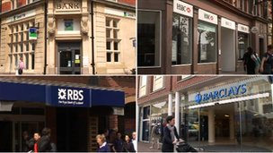 UK banks