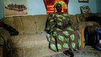 Traore Khadija Djennepo in Djenne, Mali