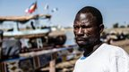 Oumar Cisse originally from Timbuktu in Mopti, Mali
