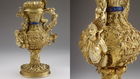 Portuguese ewer