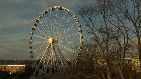 York big wheel