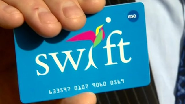 Swift card