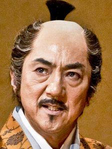 Masachika Ichimura as Tokugawa Ieyasu