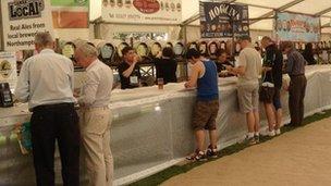 Northamptonshire Beer Festival