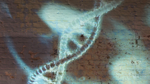 DNA projection
