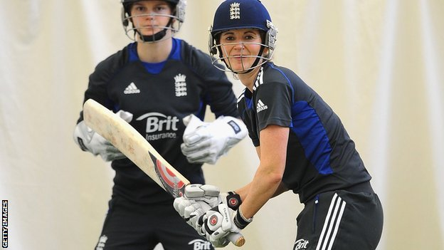 Charlotte Edwards