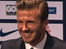 VIDEO: Archive: Beckham excited to join PSG