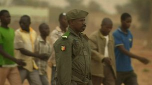 Malian militia