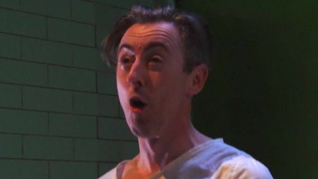Actor Alan Cumming
