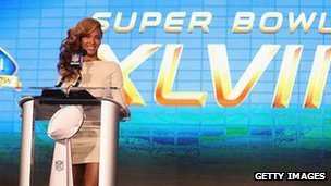 Singer Beyonce will appear in the Pepsi Super Bowl XLVII Halftime Show