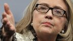 Iran 'steps up' Syria aid - Clinton