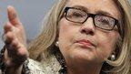 Iran 'steps up' Syria aid - Clinton