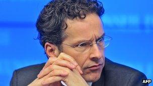 Εκρηκτικό το ...ξεκίνημα του νέου ηγέτη του Eurogroup!