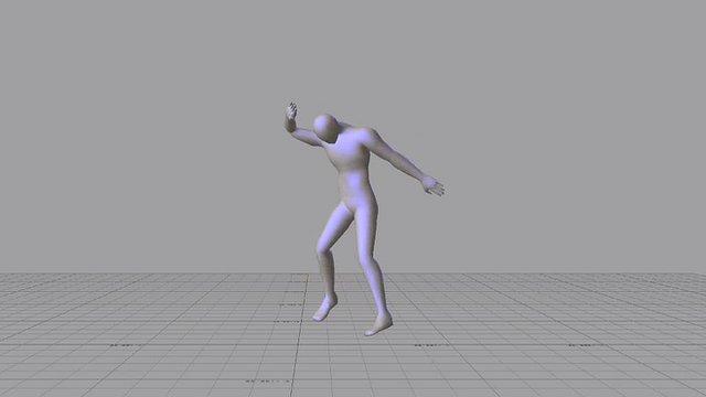 """An example of """"weak"""" dancing"""