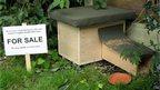 A purpose built hedgehog home, or hibernacula