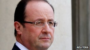 Francois Hollande, 2013 file pic