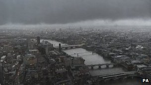 Scene from The View on the Shard