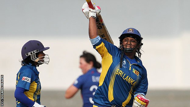 Sri Lanka celebrate