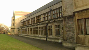 Howell's girls school in Denbigh