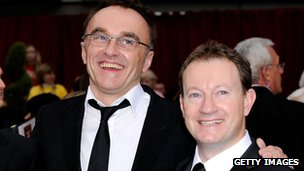 Danny Boyle and Simon Beaufoy