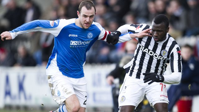 Highlights - St Mirren 2-0 St Johnstone