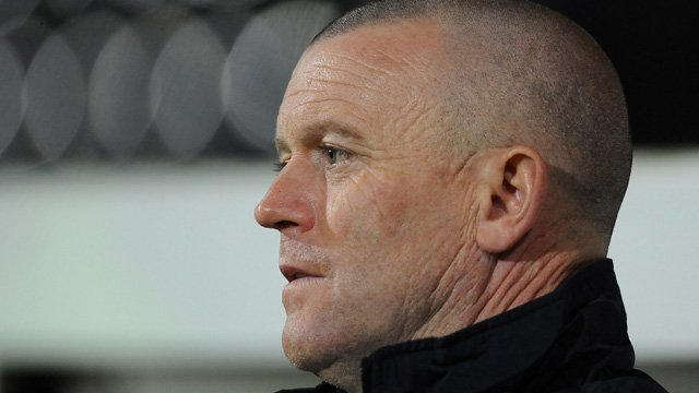 Forest Green Rovers manager Dave Hockaday
