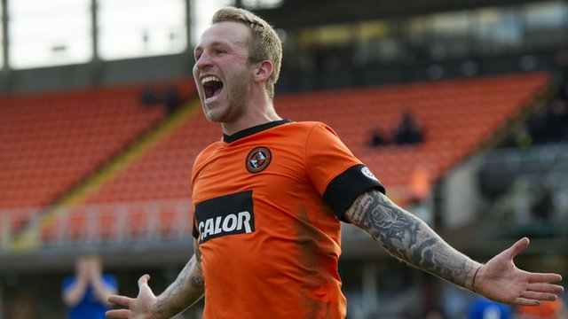 Highlights - Dundee Utd 3-0 Rangers