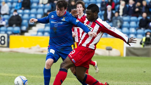 Highlights - Kilmarnock v Inverness CT