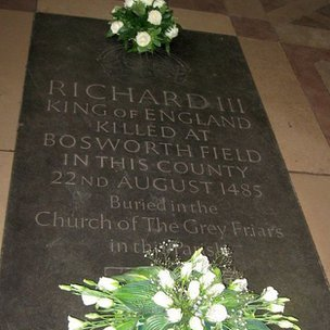 Richard III memorial