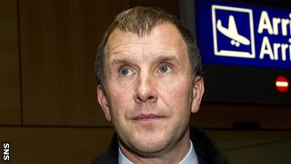 Scottish Football Association chief executive Stewart Regan
