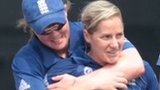 England pace bowler Katherine Brunt