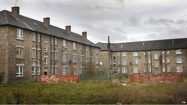Housing in Govan