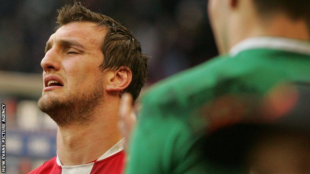 Sam Warburton agonises over Wales' defeat by Ireland