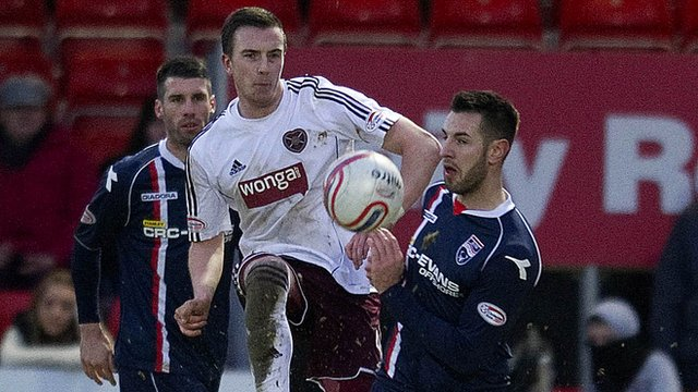 Highlights - Ross County 2-2 Hearts