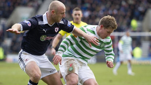 Highlights - Raith Rovers 0-3 Celtic