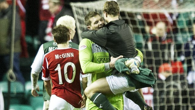 Highlights - Hibernian 1-0 Aberdeen