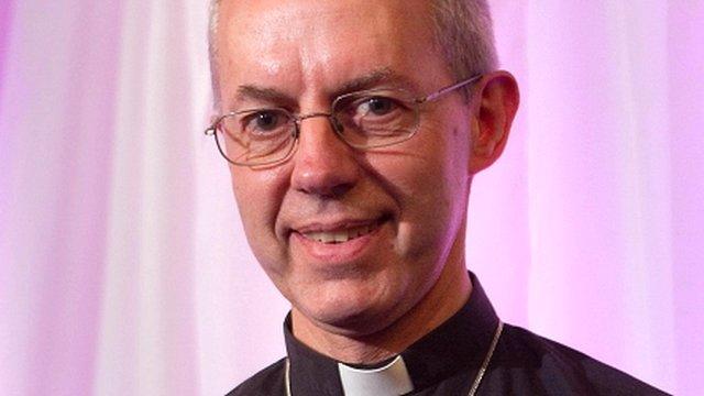 Right Reverend John Welby