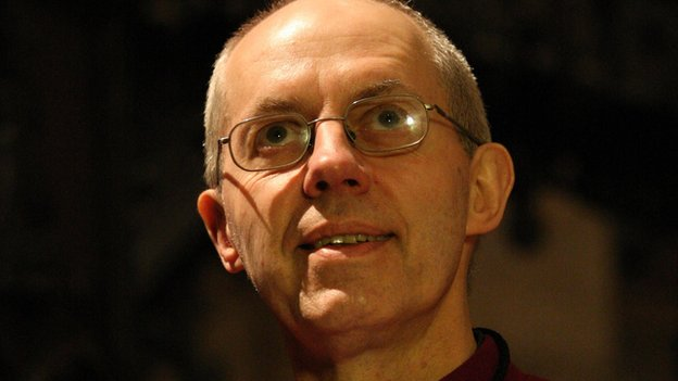 Justin Welby takes charge of the Church of England