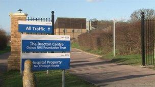 Bracton Centre