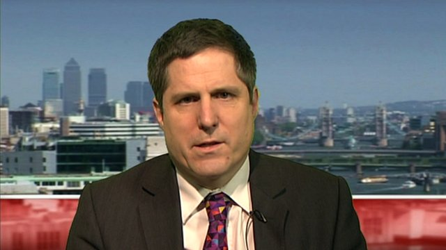 Chief executive of the British Bankers Association, Anthony Browne